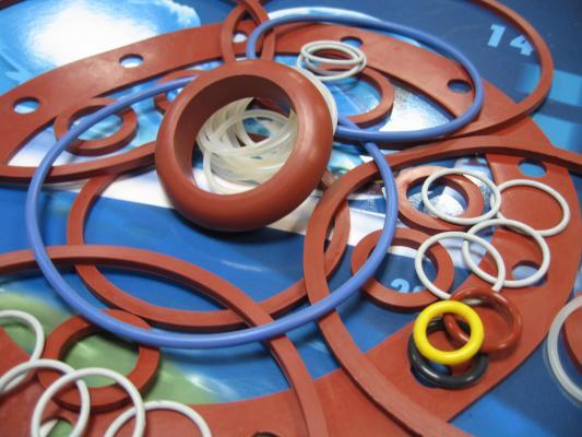 Кольцо силиконовое